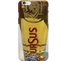 Romania - Bucharest - Ursus beer iPhone Case/Skin