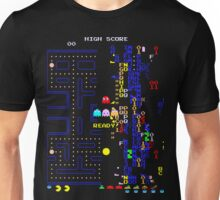Pac-Man Glitch Level Unisex T-Shirt