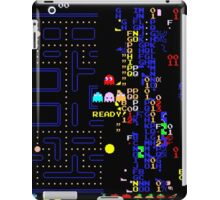 Pac-Man Glitch Level iPad Case/Skin