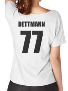 Dettmann 77 (Marcel Dettmann) - techno tshirt Women's Relaxed Fit T-Shirt