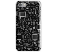 All Tech Line INVERTED iPhone Case/Skin
