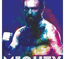 Mighty Mac - Conor McGregor by ARTbyAlexanderT