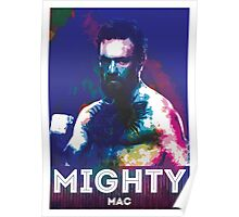 Mighty Mac - Conor McGregor Poster
