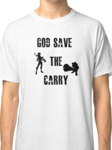 God save the carry Classic T-Shirt
