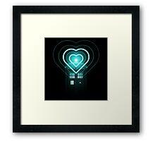The Love Doctor Framed Print