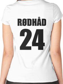 Rodhad 24 - techno tshirt Women's Fitted Scoop T-Shirt