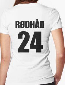 Rodhad 24 - techno tshirt Womens Fitted T-Shirt