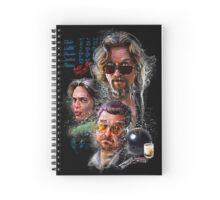 The Dudes Spiral Notebook