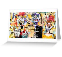 We Are Still Philistines Greeting Card