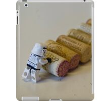 Sommelier Trooper iPad Case/Skin