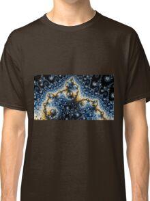 Golden Shore fractal mandelbrot set Classic T-Shirt