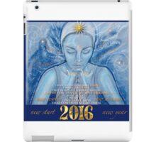 Happy New Year 2016 iPad Case/Skin