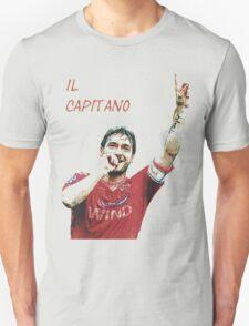 Francesco Totti as roma capitano T-Shirt