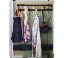 Aprons and Feather Duster iPad Case/Skin