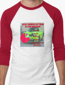 Time in the Garage Men's Baseball ¾ T-Shirt