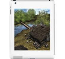 Quiet Time iPad Case/Skin