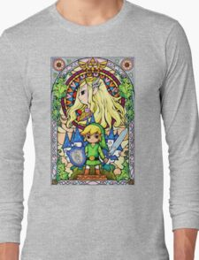 Kiss from Hyrule Long Sleeve T-Shirt