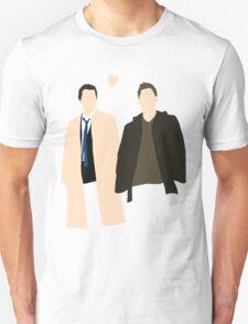 Destiel is real T-Shirt