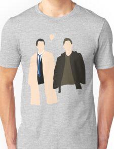 Destiel is real Unisex T-Shirt
