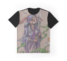 Spirit Bunny Graphic T-Shirt