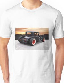 1929 Ford 'Rock n Roll' Coupe Unisex T-Shirt