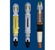 Sonic screwdrivers Photographic Print