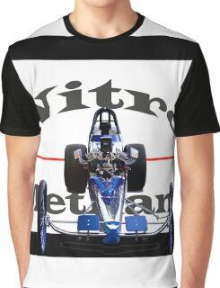 Nitro Nostalgia Dragster Graphic T-Shirt