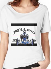 Nitro Nostalgia Dragster Women's Relaxed Fit T-Shirt