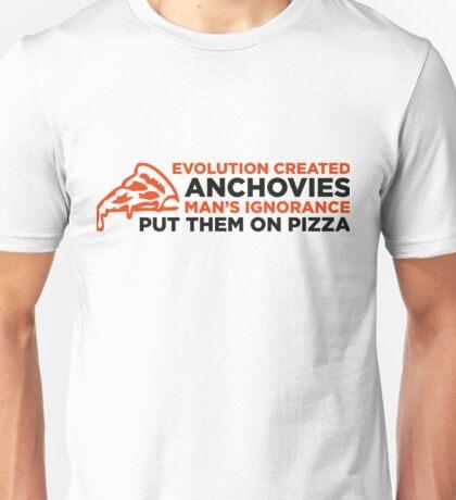 The Reinheitsgebot a Pizza Unisex T-Shirt