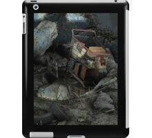 Waste of Space iPad Case/Skin