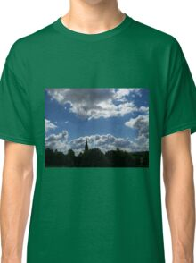 Clouds Over the Spire Classic T-Shirt