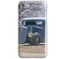 1935 Chevrolet 'Hot Rod' Pickup iPhone Case/Skin