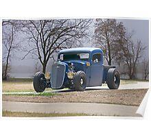 1935 Chevrolet 'Hot Rod' Pickup Poster
