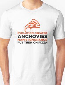 The Reinheitsgebot a Pizza T-Shirt