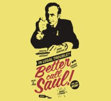 In Legal Trouble? Better Call Saul by Viapuebal