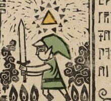 The Eternal Fight Sticker