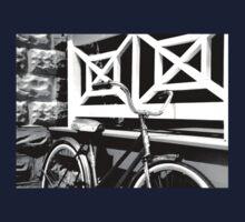 Bike - Film Photography Baby Tee