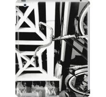 Bike - Film Photography iPad Case/Skin