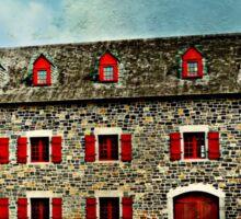 Fort Ticonderoga, NY Sticker