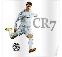 Ronaldo Real Madrid Poster