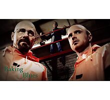 Breaking Bad - Baking Blues Photographic Print
