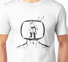 Saga Prince Robot IV stencil Unisex T-Shirt