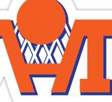 Ohio Basketball Sticker