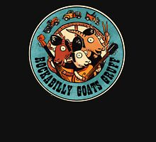 The Rockbilly Goats Gruff Logo color T-Shirt