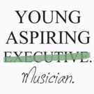 Young Aspiring Musician by pixhunter