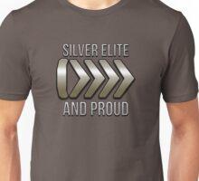 I'm Silver Elite and Proud Unisex T-Shirt