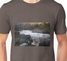 Sharrah Pool, River Dart, Devon Unisex T-Shirt