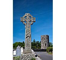 Celtic High Cross Photographic Print