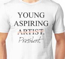 Young Aspiring President T-Shirt