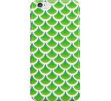Green Mermaid Scales iPhone Case/Skin